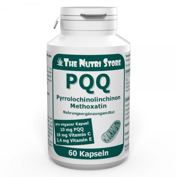 PQQ 10 mg Kapseln 60 Stk.