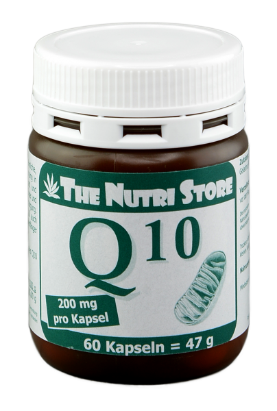 Q10 200 mg Kapseln 60 Stk.