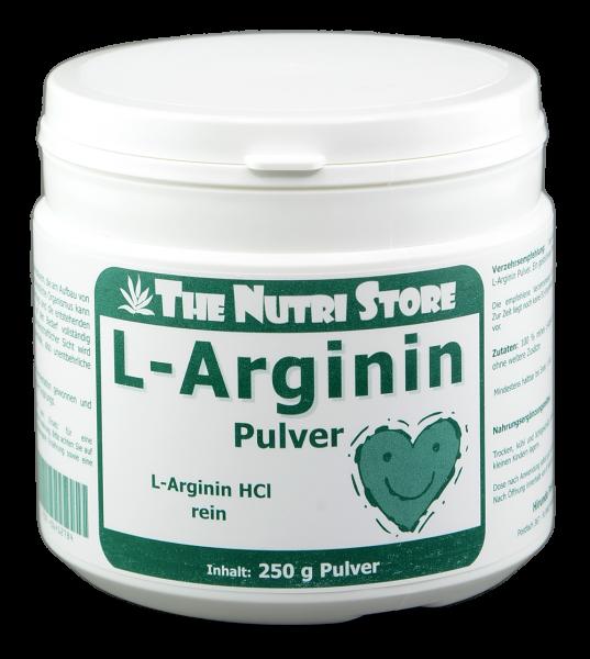 L-Arginin Pulver 250 g