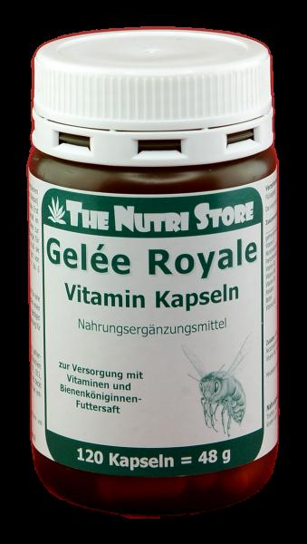 Gelee Royal Vitamin Kapseln 120 Stk.