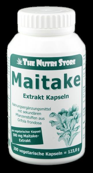 MaiTake Extrakt Kapseln 200 Stk.