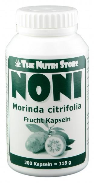 Noni Morinda citrifolia 400 mg Kapseln 200 Stk.