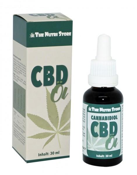CBD Öl 30 ml