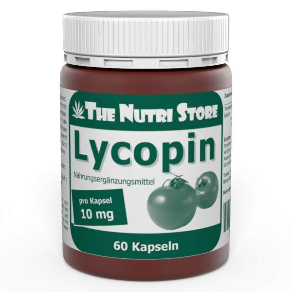 Lycopin 10 mg Kapseln 60 Stk.