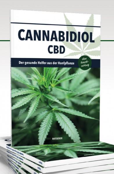 Cannabidiol CBD - Der gesunde Helfer aus der Hanfpflanze