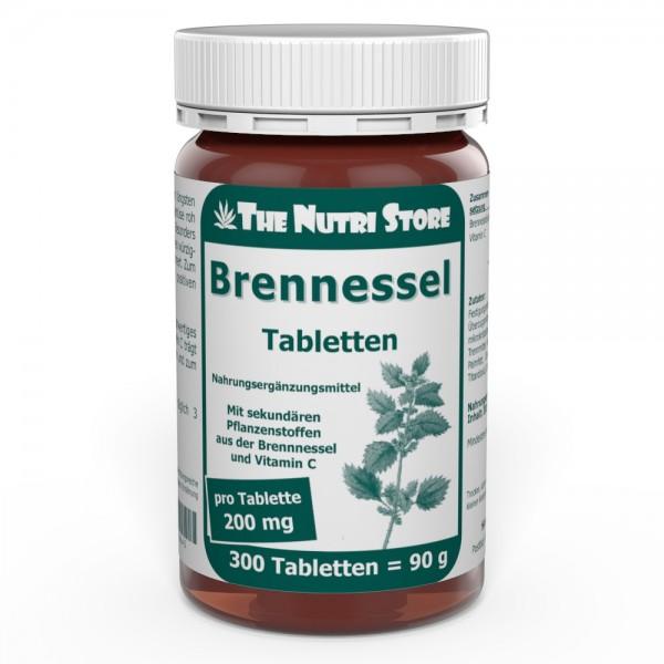 Brennessel Blätter Tabletten 300 Stk.