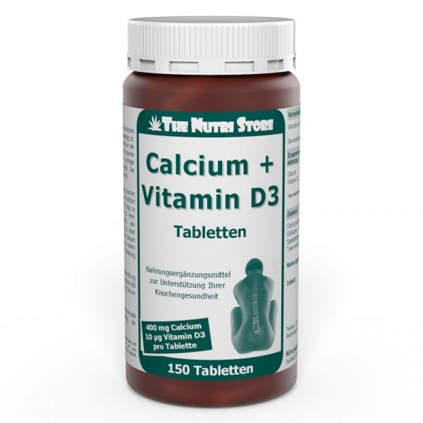 Calcium D3 400 mg/400 IE Tabletten 150 St.