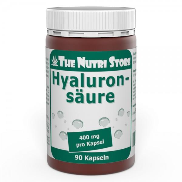 Hyaluronsäure 400 mg Kapseln 90 Stk.