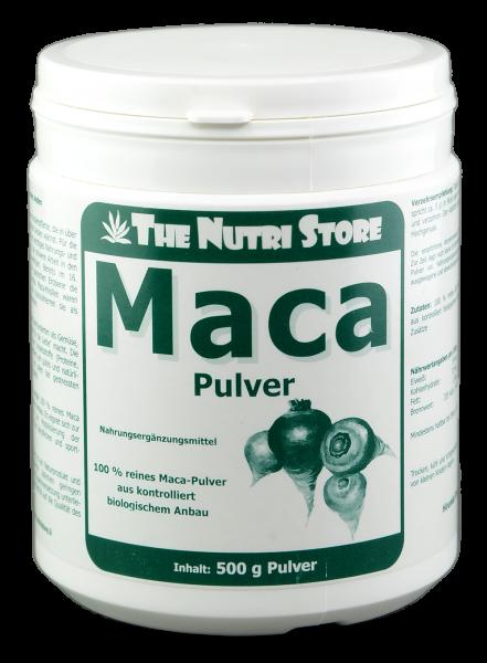 Maca Pulver 500 g