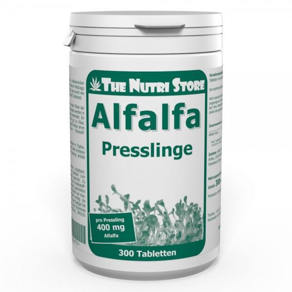 Alfalfa 400 mg Presslinge 300 Stk.