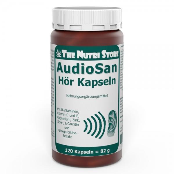Hör Audiosan Kapseln 120 Stk.