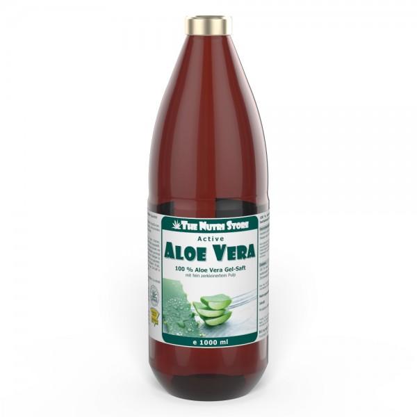 Aloe Vera Gel Bioactive 1000 ml