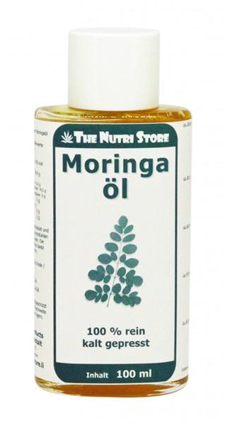 Moringa 100 % reines Öl 100 ml