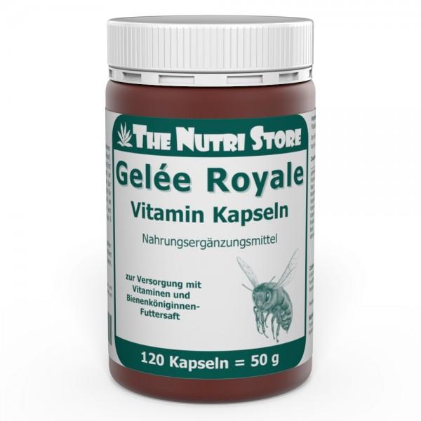 Gelée Royale Vitamin Kapseln 120 Stk.