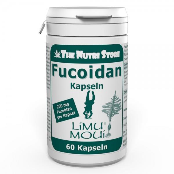 Fucoidan 250 mg Kapseln 60 Stk. vegan