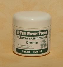 Schwarzkümmelöl Creme 100 ml
