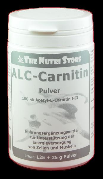 Acetyl-L-Carnitin Pulver 125 g