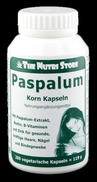 Paspalum Korn Kapseln 200 Stk.