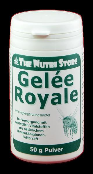Gelée Royale Pulver 50 g